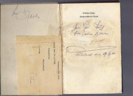 Livre WILHELM ZIEGLER 1940.41 GROFDEUTFCHLANDS  KAMPF Den Heldenhaften Rampfern Fur Grof.. Militaire Soldat Armes - 5. Guerres Mondiales