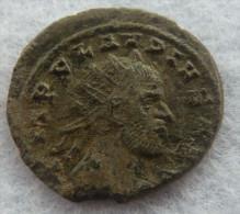 #130 - Claudius II. Gothicus -  - VF! - 5. L'Anarchie Militaire (235 à 284)