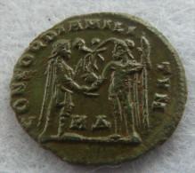 #134 - Maximianus - CONCORDIA MILITVM - XF! - 6. La Tétrarchie (284 à 307)