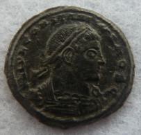 #135 - Constantinus I - GLORIA EXERCITVS - VF! - 7. L'Empire Chrétien (307 à 363)