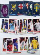 Calciatori Euro 2012 Uefa Penny Market, Panini Family - 83 FIGURINE - Edizione Italiana