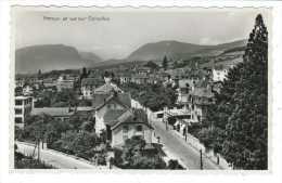 Suisse // Schweiz // Neuchâtel // Peseux Et Vue Sur Corcelles - NE Neuchatel