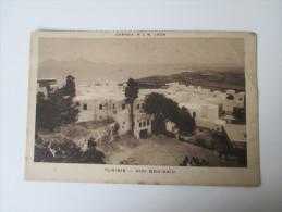AK / Bildpostkarte Tunisie - Sidi Bou Said. Agenda P.L.M. 1928. J. Barreau, Paris - Tunesien