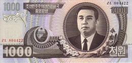 COREE DU NORD   1 000 Won  Emission De 2006    Pick 45       ***** BILLET  NEUF ***** - Corea Del Norte