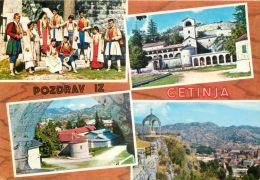 Cetinja, Montenegro Postcard - Montenegro