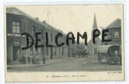 CPA - Bousies - Rue De L'Eglise - Unclassified