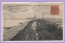 50 - SAINT VAAST La HOUGUE -- Chemin De La Hougue - Saint Vaast La Hougue