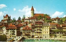 BE123 - THUN: Aarequai - BE Bern