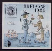 FRANCE  - Bloc CNEP N° 7 Bretagne    (BV) - CNEP
