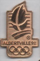 JO Jeux Olympiques Albertville 92 , Signé 1988 COJO - Olympic Games