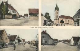 68 , Gruss Aus BANTZENHEIM , * 266 97 - Autres Communes