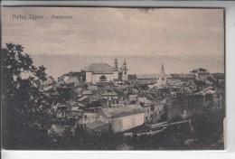 PIETRA LIGURE SAVONA -PANORAMA 1917-ORIGINALE D´EPOCA- - Savona