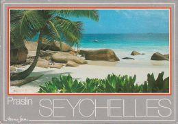 Seychellen - Praslin From Aride Island - Nice Stamp - Seychellen