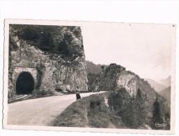 20017 Les Rousses Le Turu Route De Morez ( 2 Scans ) - Other Municipalities