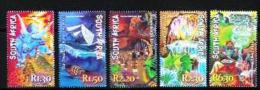 SOUTH AFRICA, 2001, Mint Never Hinged Stamp(s), Myths & Legends, Nr(s) 1322-1326  #6761 - South Africa (1961-...)