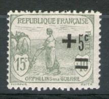 N° 164** - Unused Stamps