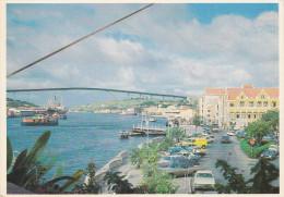 AMERIQUE,AMERICA,ANTILLES NEERLANDAISES,CURACAO,POR T,HARBOR,WILLEMSTAD,sens Interdit - Curaçao