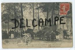 CPA -Nogent Sur Seine - La Catastrophe Du 31 Octobre 1911 - L'ambulance Provisoire- - Nogent-sur-Seine