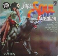 * 2LP *  SUPER SOUL SENSATION - BARRY WHITE / LOVE UNLIMITED / JOE TEX / BUDDY MILES A.o. - Soul - R&B