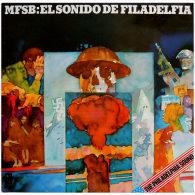 * LP *  MFSB - EL SONIDO DE FILADELFIA (Spain 1974) - Soul - R&B