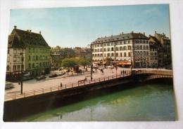 STRASBOURG PLACE DU CORBEAU VOITURES 2CV - Strasbourg