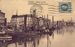 BELGIQUE - ANVERS - ANTWERPEN - Bassin Du Sud - Zuiderdokken. - Antwerpen