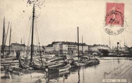 BELGIQUE - ANVERS - ANTWERPEN - Les Docks. - Antwerpen