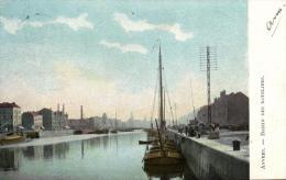 BELGIQUE - ANVERS - ANTWERPEN - Bassin Des Batelier. - Antwerpen