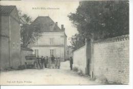 MAREUIL  ( Animées ) - France