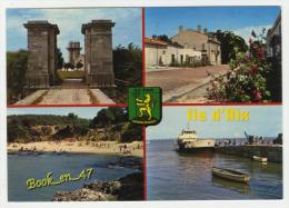 (34696) 17 Charente Maritime Ile D' Aix , Mulivues - France