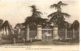 Saint-Julien-Beychevelle - Entrée Du Château De Beychevelle - Frankreich