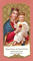NOTRE DAME DU SACRE'-COEUR - Mm. 58X112 - E - PR (IN FRANCESE) - Religion & Esotérisme