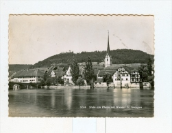 STEIN Am Rhein Mit Kloster St.Georgen-1956 - SH Schaffhouse