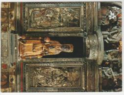 Image Pieuse Santa Maria De Montserrat Avec Prière Oraison Virolai (J.Verdaguer) BE - Santini