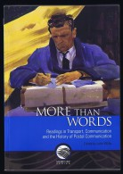 More Than Words   Canadian Postal Museum Paper 5  2007  As New! - Philatelie Und Postgeschichte