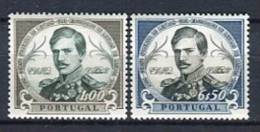 Portugal 1961. Yvert 884-85 ** MNH. - Unused Stamps