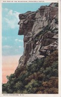 Old Man Of The Mountains Franconia Notch White Mountains New Ham