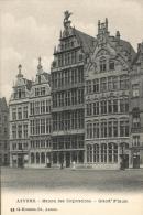 BELGIQUE - ANVERS - ANTWERPEN - Maison De Corporations - Grand'Place. - Antwerpen