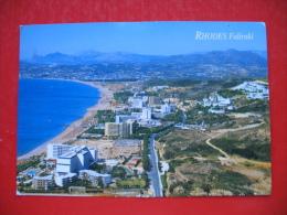 FALIRAKI RHODES - Grecia