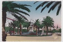 BASTIA - N° 91 - PLACE DE GAULLE - STATUE DE NAPOLEON - CPSM NON VOYAGEE - Ed. C.A.P. - Bastia