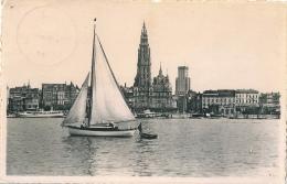 ANVERS ANTWERPEN Voilier - Antwerpen