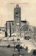 La Cathedrale St  Etienne ,vue D'ensemble - Toulouse