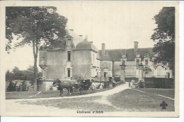 CHATEAU D´ARS ( Animées ) - France