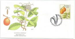 Guinée-Bissau 1992 606 FDC - Flore - Fruits Sauvages - Guinea-Bissau