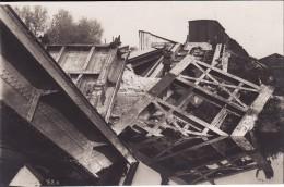 Photo 1916 Argonne TERMES (près Grandpré) - Le Pont Du Chemin De Fer Détruit (A62, Ww1, Wk1) - Ohne Zuordnung