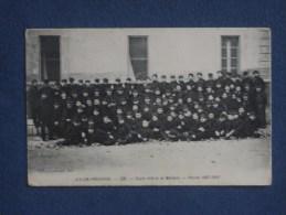 CPA-13-AIX EN PROVENCE-Ecole D´Arts Et Métiers-Promo 1907_1910-Gros Plan-(port Gratuit) - Aix En Provence