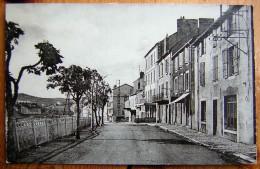 Cpsm SEVERAC GARE 12 Avenue Jean Jaurès - Frankrijk