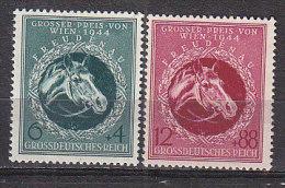 PGL BA1188 - DEUTSCHES REICH EMPIRE ALLEMAND Yv N°822/23 ** - Deutschland