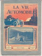 REVUE - LA VIE AUTOMOBILE - SUPPLEMENT AU N° 781 - ANNEE 1923 - Periódicos