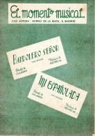 Partition Accordéon - BANDOLERO SENOR (paso-binaire) - MI ESPANOLADA - Musique & Instruments